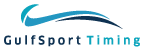 GulfSport Timing  logo